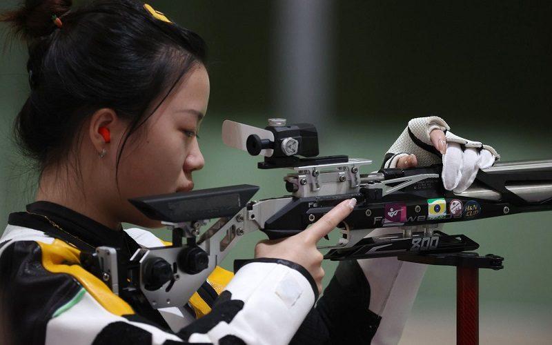 La primera medalla de los Juegos Olímpicos viaja a China de la mano de la tiradora Qian Yang