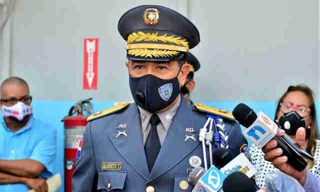 Nuevo jefe de la Policía Nacional viene con línea dura